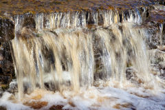 mała wodospadu Zdjęcie Stock