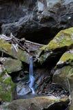 mała wodospadu fotografia royalty free
