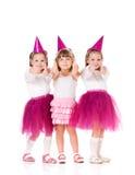 Małe dziewczynki Fotografia Stock