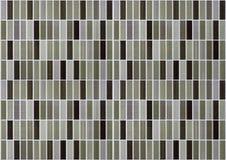 Małe marmurowe prostokątne płytki z kolorów skutkami Zdjęcie Royalty Free