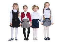 małe mod dziewczyny fotografia royalty free
