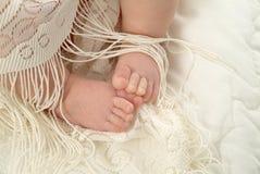 małe palce Fotografia Royalty Free