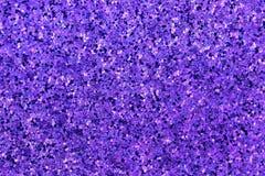 Małe purpury, błękit, menchia, Biała błyskotliwość Obraz Stock
