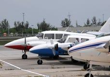 małe samoloty fotografia royalty free
