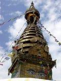 małpia świątynia Fotografia Royalty Free