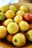 Małpia jabłczana owoc Obrazy Royalty Free