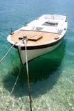 mały łódkowaty połów Zdjęcia Royalty Free