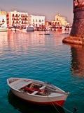 mały łódkowaty połów Zdjęcie Royalty Free