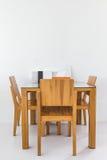 Mały łomotanie stołu set Fotografia Royalty Free