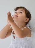 Mały anioł Obrazy Royalty Free