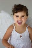 Mały anioł Fotografia Stock