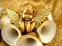 mały aniołek zdjęcie stock