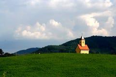 mały Austria kościół zdjęcie royalty free