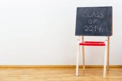 Mały blackboard Zdjęcia Royalty Free