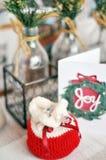 mały Boże Narodzenie prezent zdjęcie stock