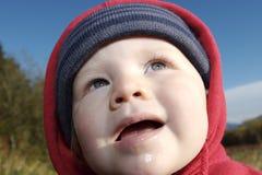 mały chłopiec Obrazy Royalty Free