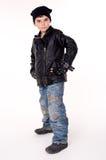mały chłopiec Obraz Stock