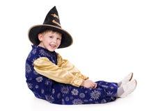 mały chłopiec Zdjęcia Royalty Free