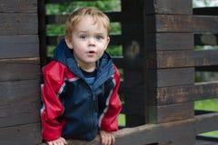 mały chłopiec Zdjęcia Stock