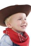 mały chłopiec ekspresyjny fotografia royalty free