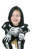 mały chłopiec ekspresyjny zdjęcie stock