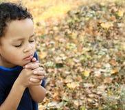 mały chłopiec się fotografia royalty free