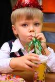 mały chłopiec wakacje zdjęcie royalty free
