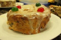 Mały deser, przekąsza, przekąski łasowanie, zdrowy, deser Zdjęcie Stock