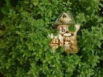 Mały dom elfy obrazy royalty free
