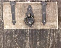 Mały drewniany pudełko Obrazy Stock