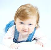 mały dziecko portret zdjęcie stock