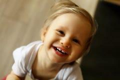 mały dziewczyna berbeć Obrazy Royalty Free