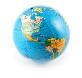 mały ekosystemów lądowych globu zdjęcia royalty free