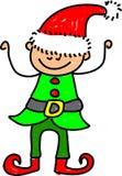 mały elf ilustracja wektor