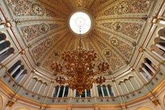 Mały Georgievsky sala sufit Obrazy Royalty Free