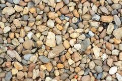 Mały kamień tekstury tło Fotografia Stock