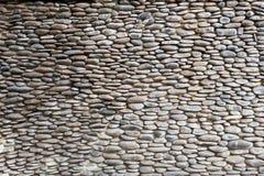 Mały kamień wykładający izoluje tło Zdjęcie Royalty Free