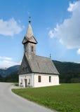 mały kaplica kościół Zdjęcie Stock