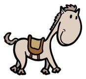 Mały koń Obrazy Stock