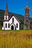 mały kościół Fotografia Royalty Free