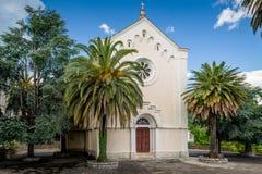 Mały kościół w forte klaczu obraz stock