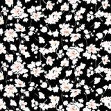 Mały kwiatu wzór 008 Obrazy Royalty Free