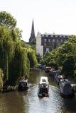 mały London Wenecji Zdjęcie Stock