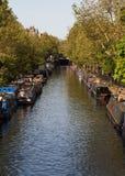 mały London Wenecji Zdjęcia Stock