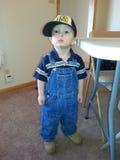 Mały mężczyzna Zdjęcie Stock