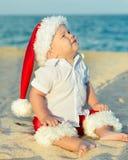 mały Mikołaj fotografia stock