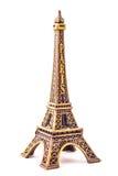 Mały model wieża eifla Fotografia Royalty Free