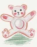mały niedźwiedź Zdjęcia Stock