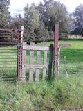 Mały ogrodzenie Fotografia Stock