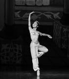"""Mały """"One Tysiąc i Jeden Nights†syrenki czysty baletniczy  Zdjęcie Stock"""